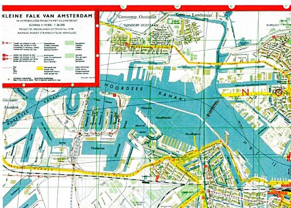 Falk kaart