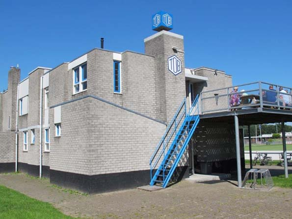 clubgebouw TOB