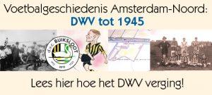 Voetbalgeschiedenis DWV tot 1945