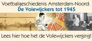 Volewijckers tot 1945