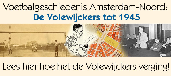 Volewijckers tot 1945