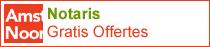 Notaris-offertes