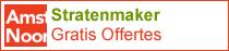 Stratenmaker-offertes
