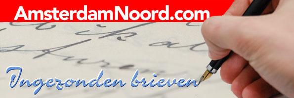Ingezonden brieven Amsterdam Noord