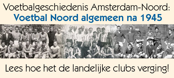 Landelijke clubs na 1945