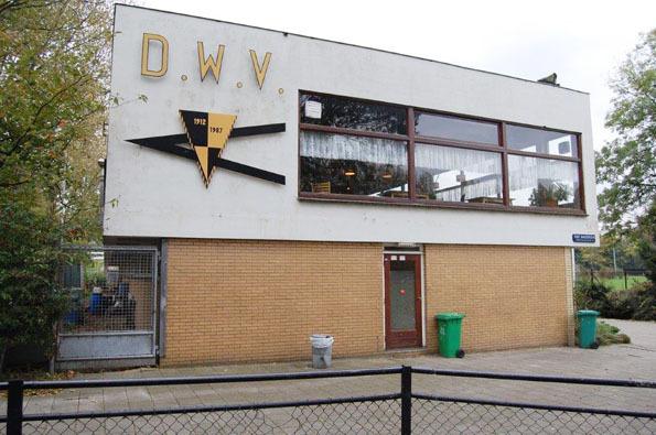 DWV clubgebouw Elzenhage