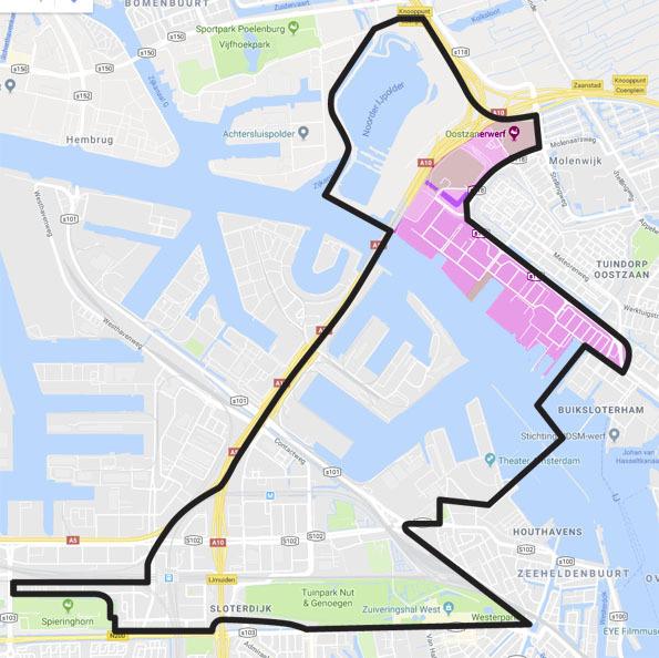 Haven-stad Amsterdam-Noord